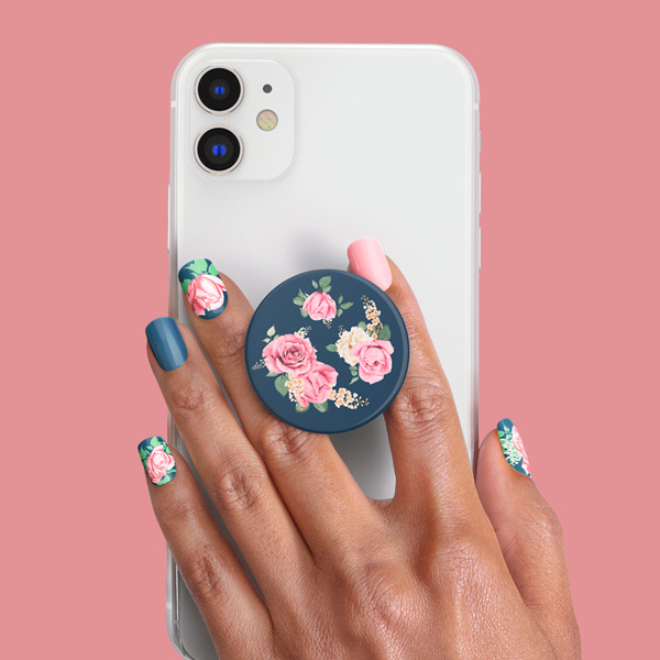 PopSockets Nails Vintage Perfume product