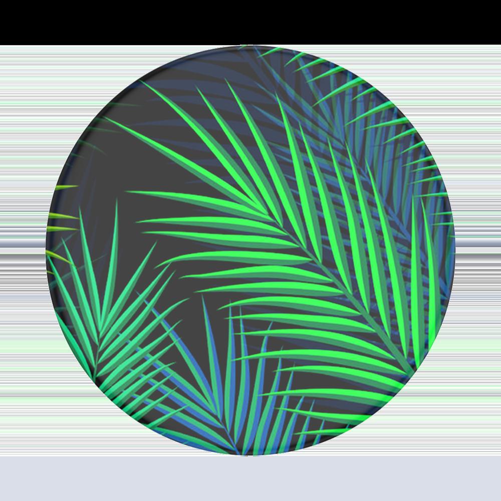 PopGrip Basic Midnight Palms